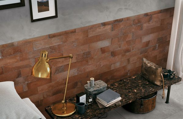 HMADE Brick wall and floor tiles