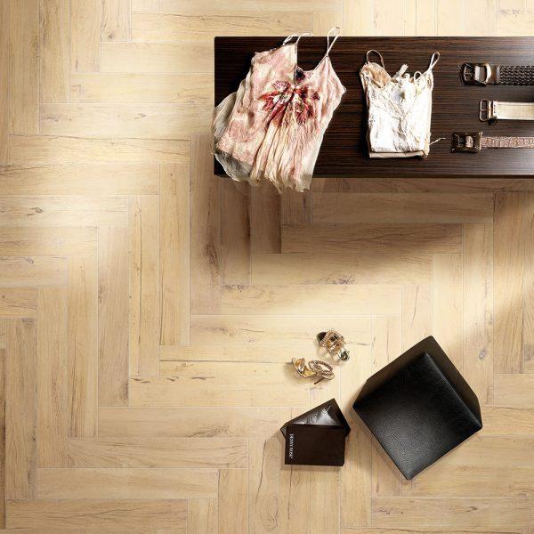 Oxford Avorio Timber Tile
