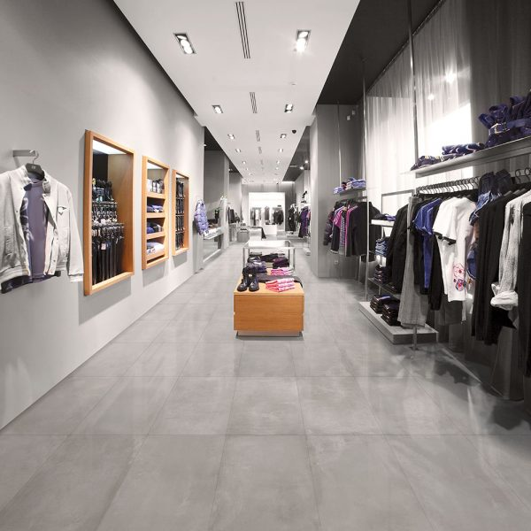 ardit light grey wall and floor tile