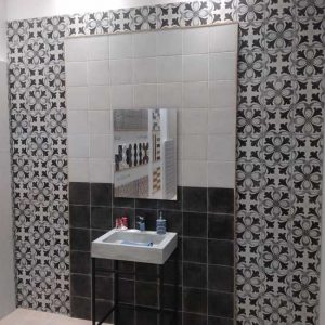 Epoque Deco Mix wall decorative tiles