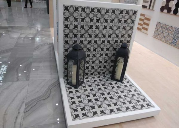 Epoque Deco Mix wall decorative tiles