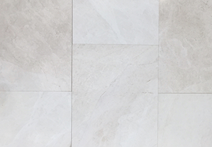 Pearl White honed natural stone