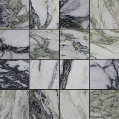 Calcatta Verde Mosaics