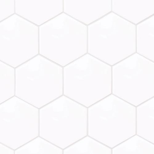 Hexatile-Blanco-Brillo